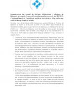 Consideracions  en relació al recurs d'inconstitucionalitat contra la Llei 09/2017