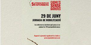 Les infermeres catalanes cridades a mobilitzar-se el 29 de juny