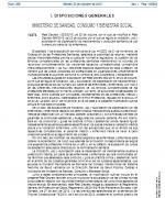 Real Decreto prescripción enfermera 23.10.2018