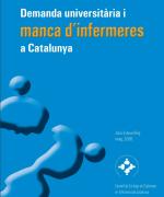 Demanda universitària i manca d'infermeres a Catalunya