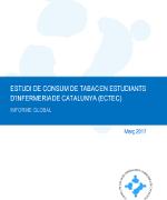 Estudi de consum de tabac en estudiants del Grau Universitari d'Infermeria a Catalunya