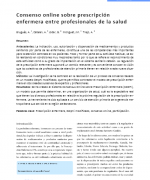 Consensus Prescripció Infermera (COPI)