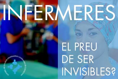 FAQS: Infermeres, quin és el preu de ser invisibles?