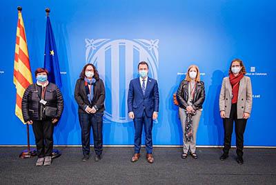El Consell reclama a Aragonès que  el Govern tingui cura de les seves infermeres