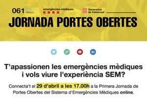 e-Jornada de Portes Obertes: Viu l'experiència SEM