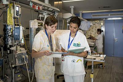 El Consell de col·legis d'infermeres de Catalunya dona suport a la demanda dels futurs residents d'infermeria per poder escollir les places presencialment i a temps real