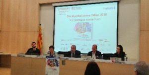 Les infermeres catalanes implicades en la XIX Setmana Sense Fum