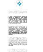 Comunicat del Consell sobre la retallada pressupostària aplicada per la Generalitat a la sanitat catalana