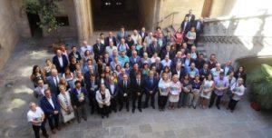 El Consell de Col·legis d'Infermeres i Infermers de Catalunya ha participat en el Pacte per a la Reforma Horària