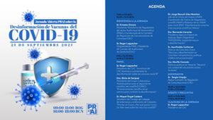 El Consell d'Infermeres, ponent sobre la desinformació de la vacuna Covid-19, a la Plataforma Audiovisual Iberoamericana